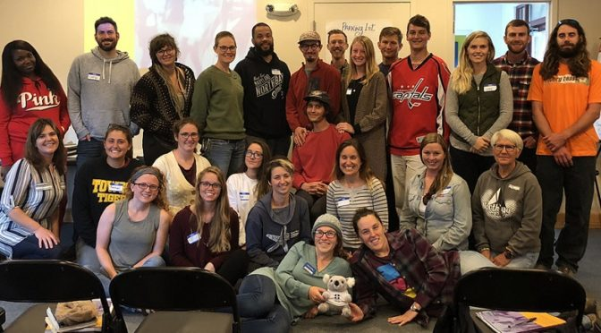 Camp Educators Complete Youth Mental Health First Aid Training