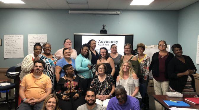 Training Maryland's Recovery Advocates!