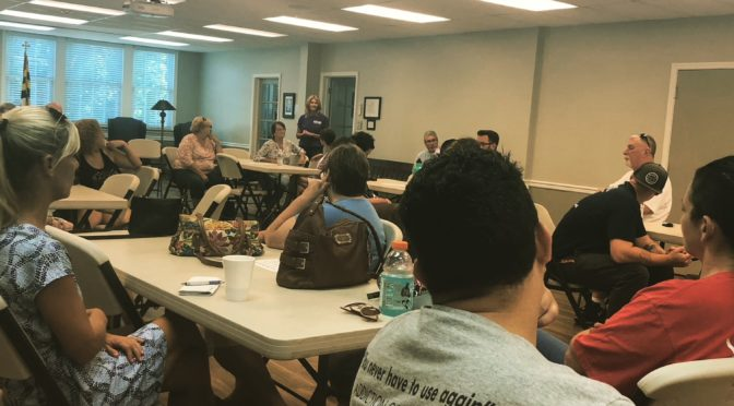 North East Recovery Town Hall Attracts 30 Participants