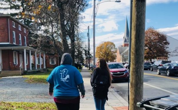 Hope Street Outreach:  Giving Back by Reaching Out